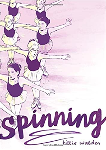 Amazon.com: Spinning (9781626727724): Tillie Walden: Books