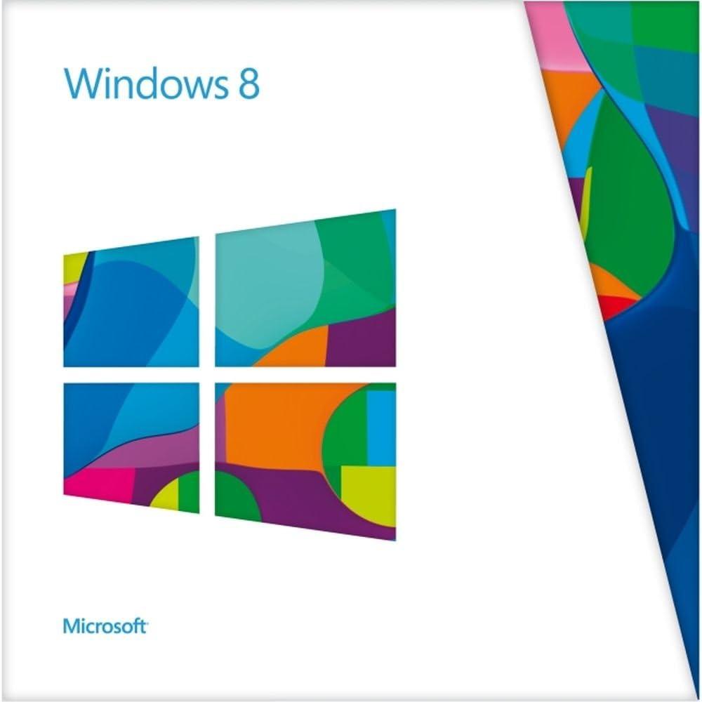 Microsoft Windows 8 - Upgrade [Old Version]
