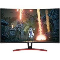 Acer ED323QUR Abidpx 31.5 WQHD (2560 x 1440) Curved 1800R VA Gaming Monitor with AMD Radeon FREESYNC Technology - 4ms | 144Hz Refresh Rate | Display Port, HDMI Port & DVI Port