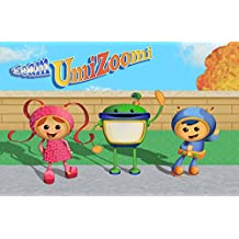 SDore TEAM UMIZOOMI UMICITY BIRTHDAY Party 1/4 Sheet Image Frosting Cake Topper
