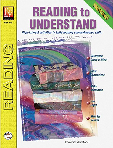 Specific Skills Series: Reading to Understand | Reproducible Activity Book: High-Interest Activities to Build Comprehension Skills
