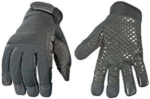 Youngstown Glove 11-8090-80-M TouchScreen Glove, Black, Medium