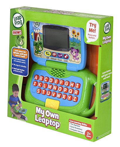 51swetygJRL - LeapFrog My Own Leaptop, Green