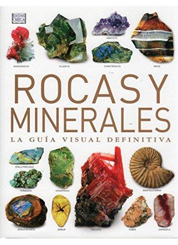 ROCAS Y MINERALES. GUIA V.DEFINIT. GUIAS DEL NATURALISTA ...