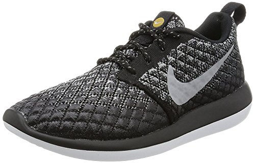 Nike Women's Roshe Two Flyknit 365 Running Shoe, Grigio, 38 B(M) EU/4.5 B(M) UK