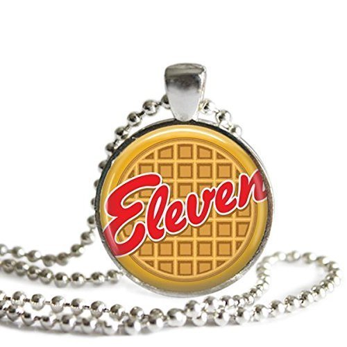 stranger-things-necklace-eleven-eggo-waffle-1-inch-silver-plated-picture-pendant