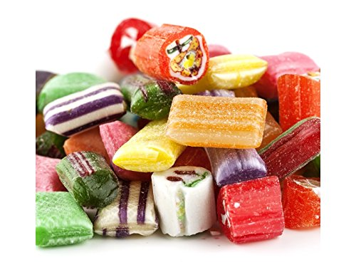 Primrose Old Fashioned Christmas Mix Hard Candy, Seasonal Candies (2Lb)