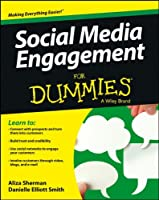 Social Media Engagement For Dummies Front Cover
