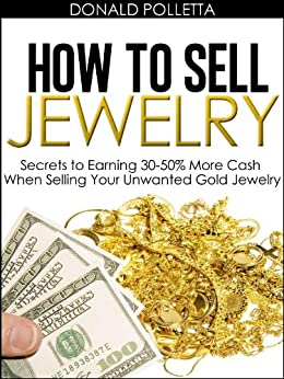 How to sell jewelry ebook donald polletta for Selling jewelry on amazon