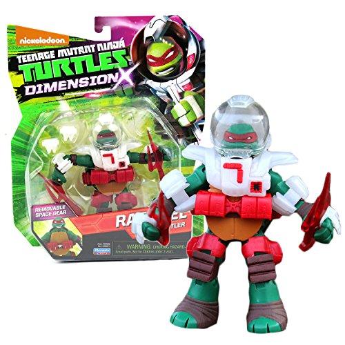 Playmates Year 2015 Teenage Mutant Ninja Turtles TMNT Dimension X Series 5