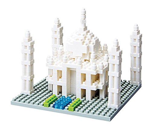 - Nanoblock Architecture NBH-008 - Taj Mahal