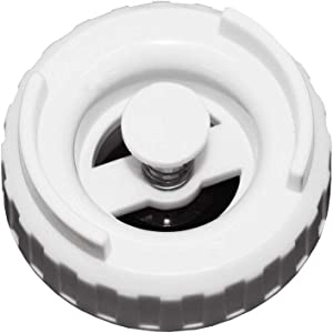 AMI PARTS 509229-1/822419-2 Humidifier Bottle Valve Cap Compatible with Essick Air, Emerson, MoistAir, Kenmore Humidifier (1 Pack)