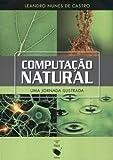 capa de Computação Natural. Uma Jornada Ilustrada