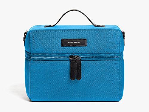 Professional Insulated Lunch Bag (Aqua-Blue)