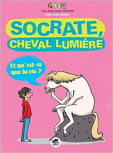 Livre Socrate, cheval lumière pdf, epub