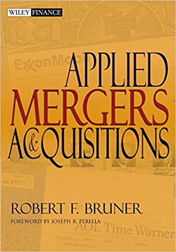 Mergers And Acquisitions From A To Z Pdf