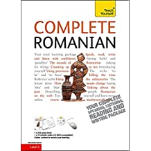 Complete Romanian Beginner to Intermediate Course: Learn to read, write, speak and understand a new language