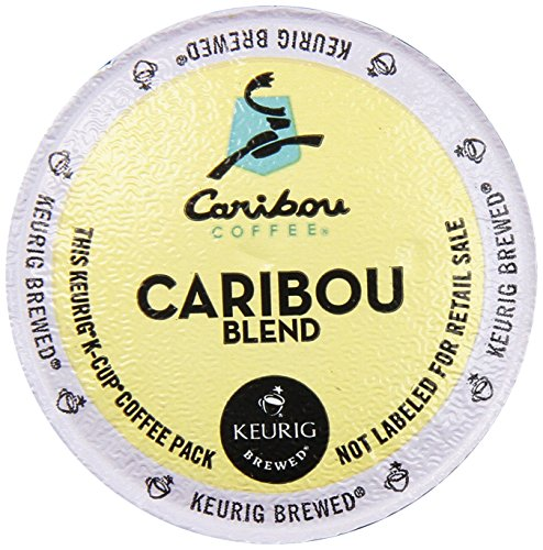 Caribou Coffee Portion Keurig Brewers