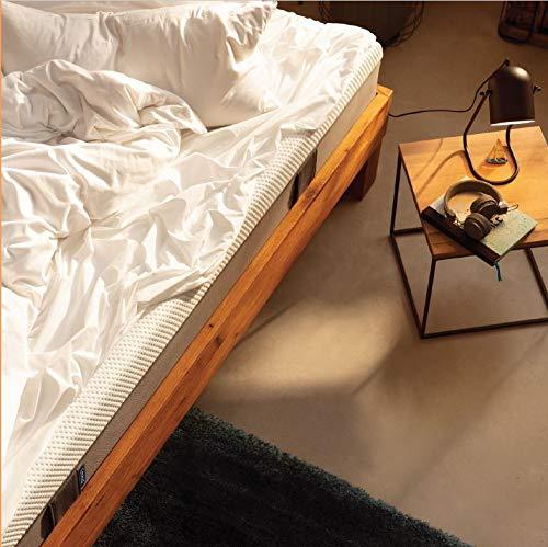 Emma Colchón 150x200 - Colchones visco de Espuma Cama Doble Memory Foam - Transpirable y máximo Confort (Disponible en 19 Medidas) ...: Amazon.es: Hogar