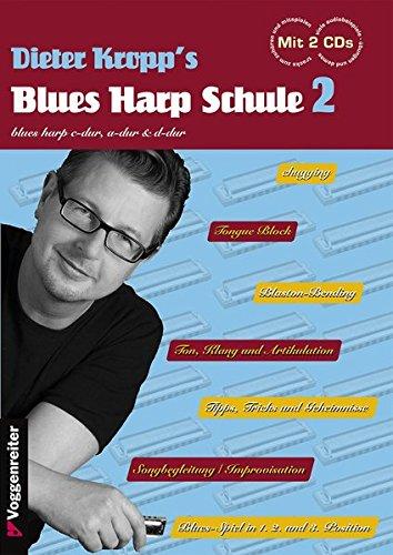 Kropp's Blues Harp Schule 2