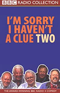 I'm Sorry I Haven't a Clue, Volume 2 Radio/TV Program