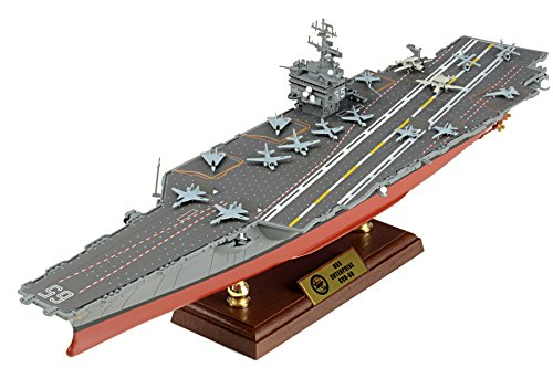(Forces of Valor 1:700 scale, Enterprise-class Carrier USN, USS Enterprise CVN-65, Operation Enduring Freedom 2001)