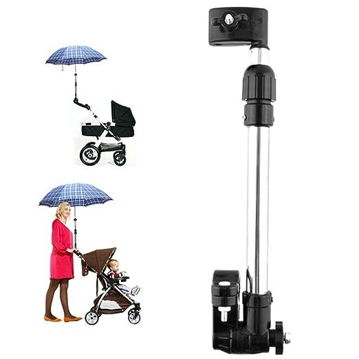 Kangkang@ - Soporte para Paraguas de Cochecito de bebé, Ajustable ...