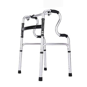 YTYD Mobiclinic Andador para Ancianos Sin Ruedas Aluminio ...