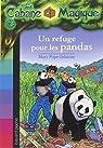La Cabane Magique, tome 43 : Un refuge pour les pandas par Masson