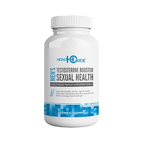 healthy options testosterone booster