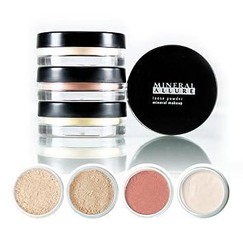 Mineral Allure 4-PC Mineral Makeup Set - Fair