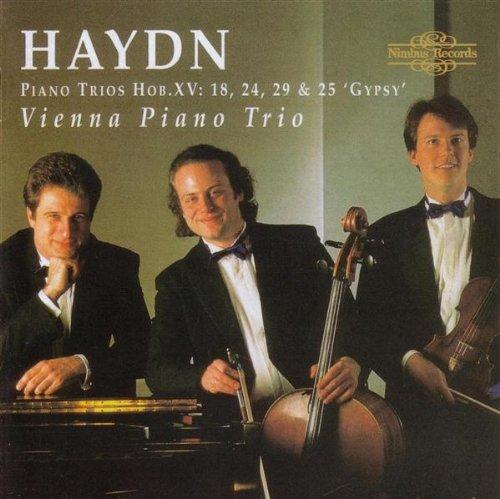 Piano Vienna Trio (Haydn: Piano Trios Hob. XV: 18, 24, 29 & 25 'Gypsy')