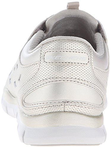 Gold Places Going Fashion Sport Gratis Sneaker Skechers Women's xnqZfwqU
