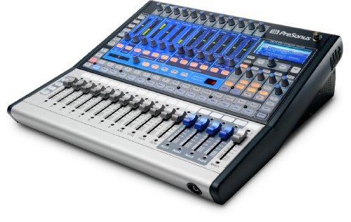 PreSonus StudioLive 16.0.2 16-Channel Audio Mixer Pack wi...