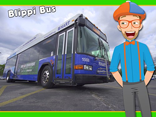 Bus Videos for Children by Blippi - Educational Videos for
