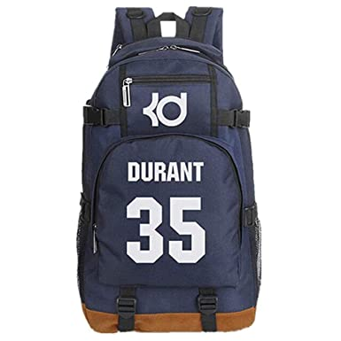 Mochila Kevin Durant para niños, Mochila Star del jugador de ...