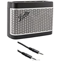 Fender 30W Newport Bluetooth Speaker - with 5ft Stereo Mini Stereo Mini Male 3.5mm TRS Cable