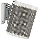 FLEXSON AAV-FLXP1WB1011 Wall Bracket for PLAY:1 SONOS Speakers, Single, White