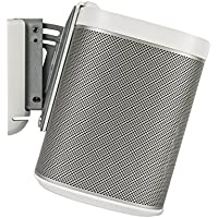 FLEXSON AAV-FLXP1WB1011 Wall Bracket for PLAY:1 SONOS Speakers, Single, White