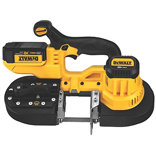 DEWALT DCS371M1 20V Max Lithium Band Saw Kit by DEWALT