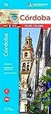 Michelin Cordoba Map 79: Road & Tourist Map (Michelin City Plans)