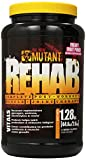 Mutant Rehab Accelerated Muscle and Joint Repair, Freak Fruit Punch, 2.8 Pound