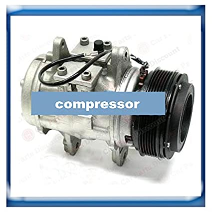GOWE compressor for Denso 10PA15E compressor for Porsche 924 944 968 94412600800 94412600801 471009750 472004162 - - Amazon.com