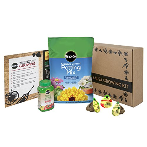 Miracle-Gro Salsa Growing (Salsa Seed Kit)
