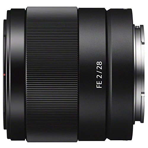 Buy sony alpha e-mount fe 28mm f2 lens