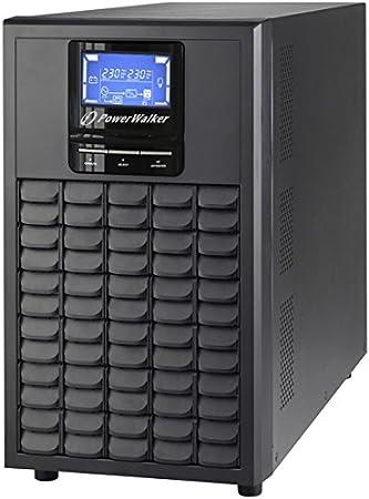 Bluewalker Powerwalker Vfi 3000 Lcd Online Double Computer Zubehör