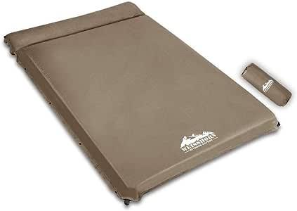 WEISSHORN Self Inflating Mattress Camping Sleeping Mat