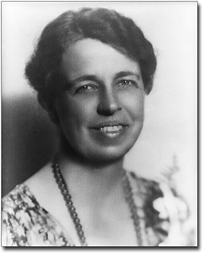 First Lady Eleanor Roosevelt Portrait 8x10 Silver Halide Photo Print