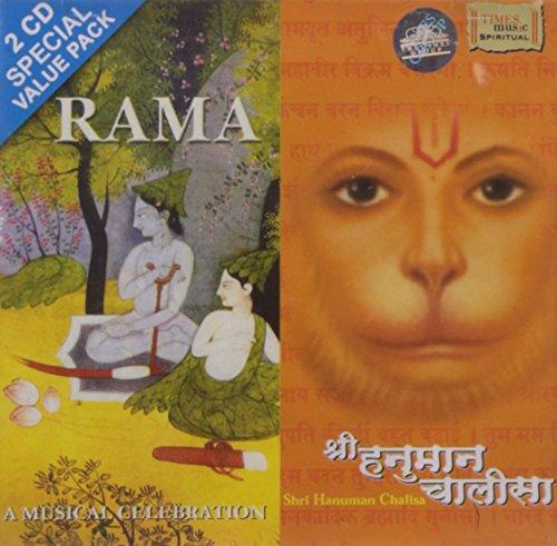 Price comparison product image Rama / Shri Hanuman Chalisa ( 2 Cd Set)
