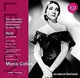 Maria Callas - Verdi: La Traviata - The Legendary Covent Garden Performance (1958)
